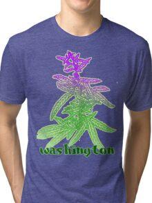green washington. Tri-blend T-Shirt