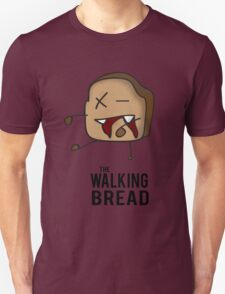 The Walking Bread Unisex T-Shirt