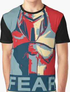 Vote for Cylon Graphic T-Shirt