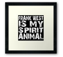 Dead Rising Frank Framed Print