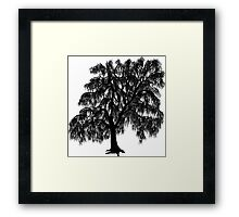 Willow Tree Framed Print