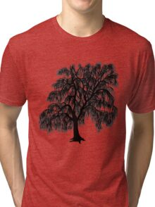 Willow Tree Tri-blend T-Shirt