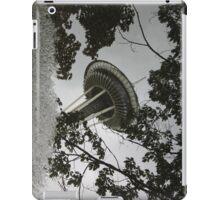Seattle Space Needle, 2011 iPad Case/Skin
