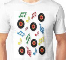 Record Album Unisex T-Shirt