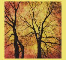Autumn Trees Kids Tee