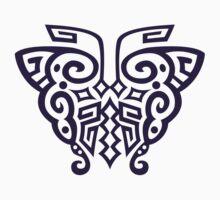 Pulelehua The Hawaiian Butterfly Tshirt by chongolio