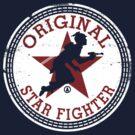 Starfighter Original by Crocktees