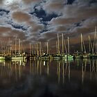 Wrest Point Marina - Hobart by Paul Campbell Psychology