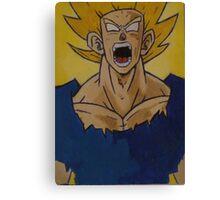 Goku Super Saiyan  Canvas Print