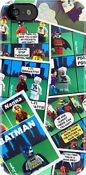 Lego Legion Comics by LegoLegion