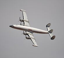 HARS Super Constellation @ Temora Airshow, Australia 2013 by muz2142