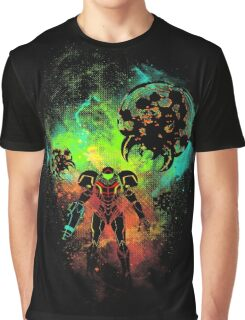 Bounty Hunter of Space Graphic T-Shirt