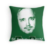 Argon, Phosphorus & Startup, pitch! Throw Pillow