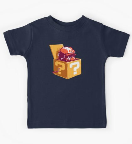 Jack in the Coin Box Kids Clothes