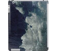 textured sky iPad Case/Skin