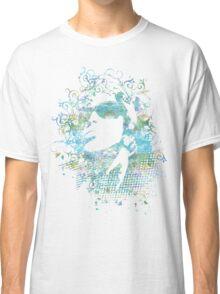 Blue girl Classic T-Shirt