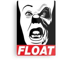 PENNYWISE HAS A POSSE: Float Propaganda Print Metal Print