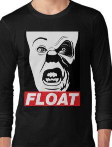 PENNYWISE HAS A POSSE: Float Propaganda Print Long Sleeve T-Shirt