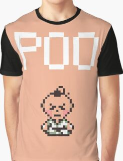 Poo Graphic T-Shirt