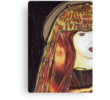 Madelaine part 3 Canvas Print