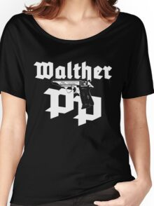 Walther PP Women's Relaxed Fit T-Shirt