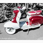 Lambretta by Trevor Fellows