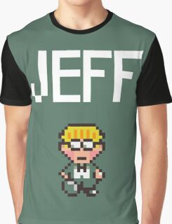 Jeff Graphic T-Shirt