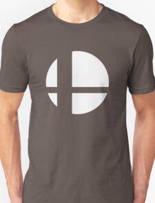 Super Smash Bros. Logo (White) T-Shirt