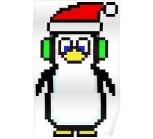 Pixel Penguin 2.0 Poster