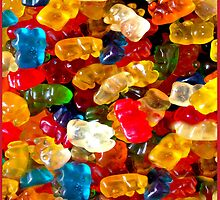 Gummy Bears by Tommy75