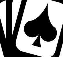 Because Poker Sticker