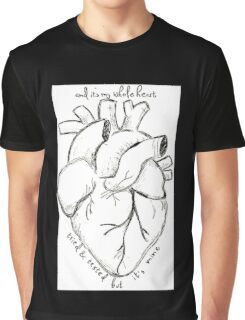Which Witch--It's My Whole Heart Graphic T-Shirt