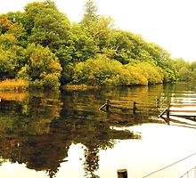 Hawes End Reflections by GeorgeOne
