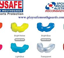 Sports Mouth Guards Queensland by playsafe01