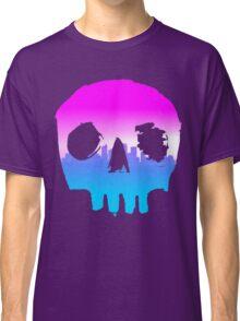SKYLINE SKULL #2 Classic T-Shirt