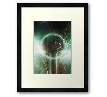 Neon dream 2904 Framed Print