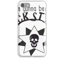I'm Gunna Be A Rockstar iPhone Case/Skin