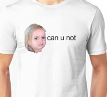 Chloe from Vine Unisex T-Shirt