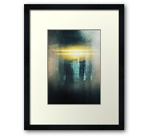 Neon dream 2907 Framed Print