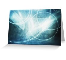 Neon dream 2908 Greeting Card