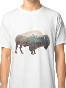 Bison and Independence Mine Classic T-Shirt