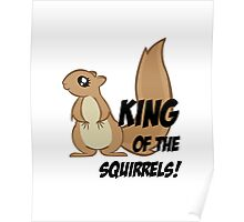 King of the Squirrels! Poster
