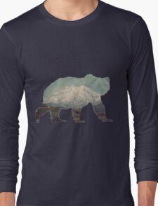Denali Bear Long Sleeve T-Shirt