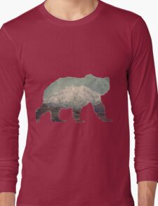Denali Bear Long Sleeve T-Shirt