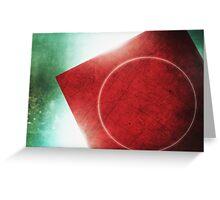 Neon dream 2910 Greeting Card