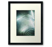 Neon dream 2912 Framed Print