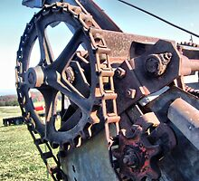 A Rusty Reminder by James Brotherton