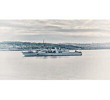 HMCS Halifax Photographic Print