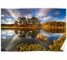 Brathay Reflections Poster