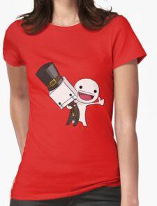 BBT Womens Fitted T-Shirt